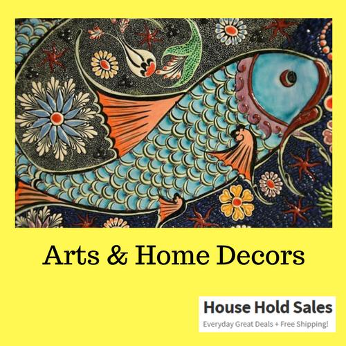 Arts & Home Decors